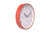 "Regal 10"" Red Plastic Wall Clock"