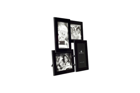 Regal Gloss Black 4in1 Multi Frame