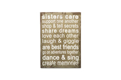 Regal A3 Canvas Sisters-sold out