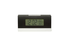 Regal LED Black Digital Clock