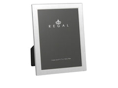 Regal Brushed Silver