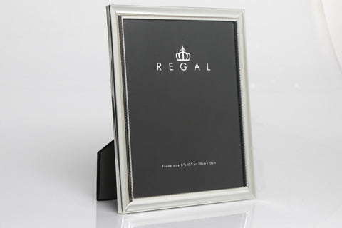 Regal Embossed Silver | Regal Frames