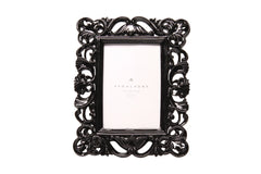 Regal 4x6 Glossy Black Ornate-sold out