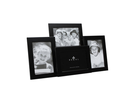 Regal Home Decor Set of 4 Black Frames | Regal Frames