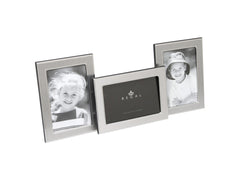 Regal Three Piece 2 Tone Metal Photo Frame