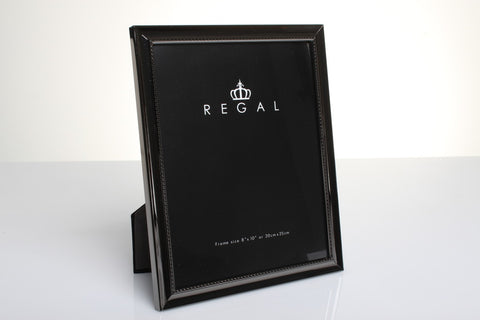 Regal Embossed Gun Metal | Regal Frames