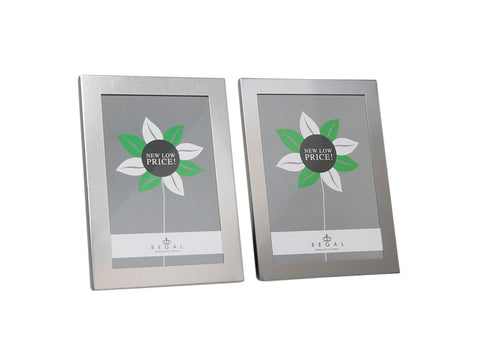 Regal $10 Silver 5x7 Twin Pack | Regal Frames