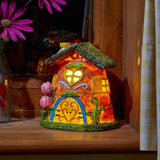 Battery Operated Fairy Houses Pot Pad