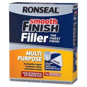 Ronseal Multi Purpose Wall Filler 1kg