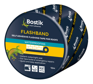 Bostik Flashband Grey 225Mm 10M Roll
