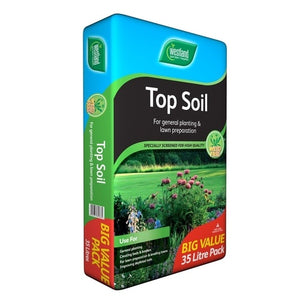 Westland Rich Top Soil 35L Bag (3 for €15)