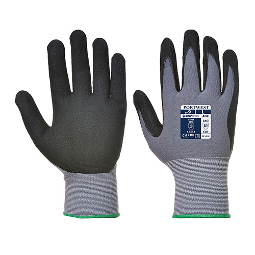 Portwest DermiFlex Glove Black
