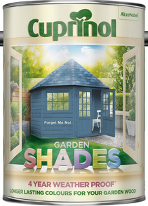 Cuprinol Garden Shades Forget Me Not 5L