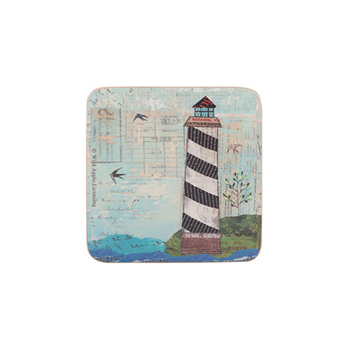Creative Tops Sea view Pack of 6 Premium Coasters