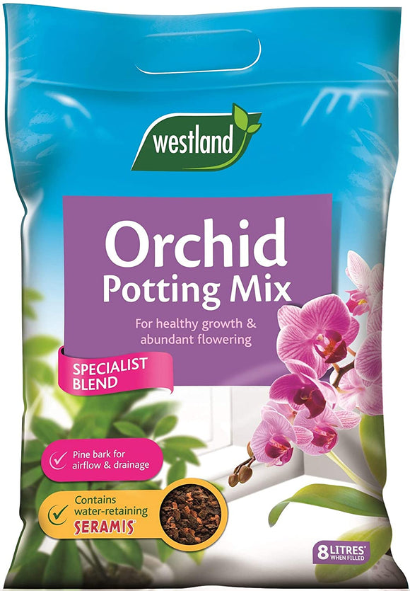 Orchid Potting Mix Enriched & Seramis 8L