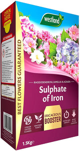 Westland Sulphate of Iron 1.5kg