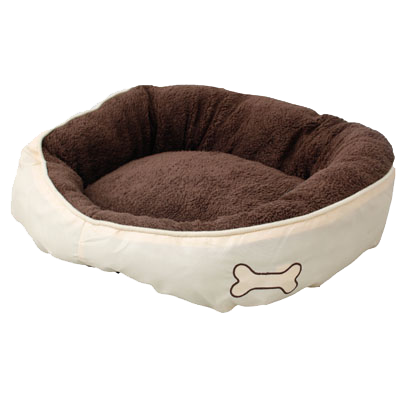 Dog Basket Chipz Brown S 52X46X20Cm