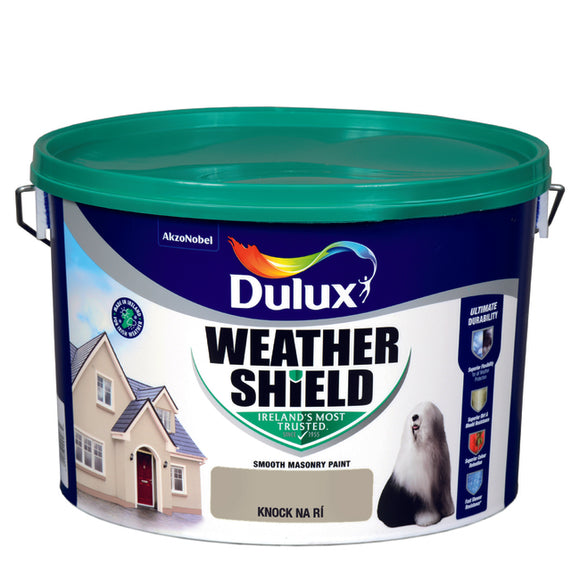 Dulux Weathershield Knock Na Ri  10L