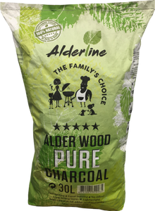 Alderline Pure Charcoal 30L Bag