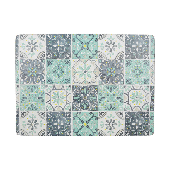 Creative Tops Premium Green Tile Pack of 4 Large Mats