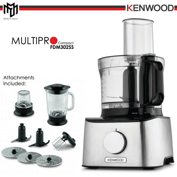 Kenwood Multi Pro Compact Food Processor