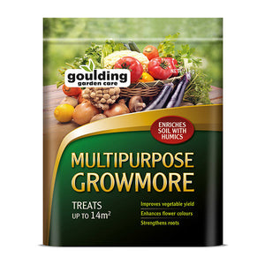 Goulding Multipurpose Growmore General Fertiliser 1kg
