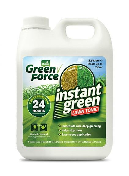 Hygeia Greenforce Instant Green 2.5L