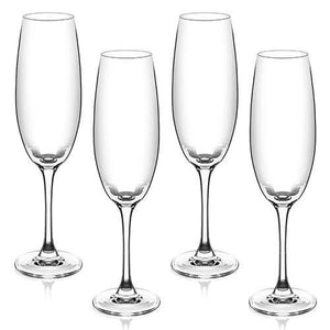 Judge 4 PCE Champagne Flute Glass set