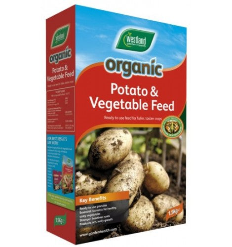 Westland Organic Potato 7 Vegetable feed 1.5kg