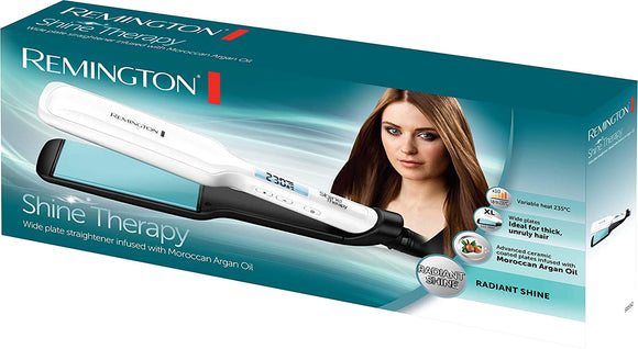 Remington Shine Therapy Straightener