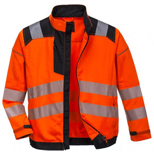 Portwest Vision Hi-Vis work jacket