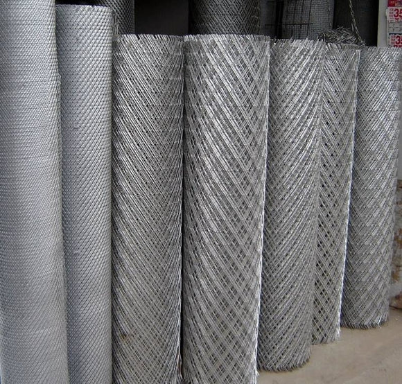 Expanded Metal Rolls 65mm X 20 Metre