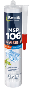 Bostik Msp106 Invisible 290Ml Cartridge