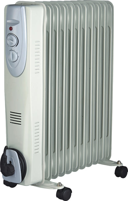 11Fin Oil Filled Radiator  1000W/2500W