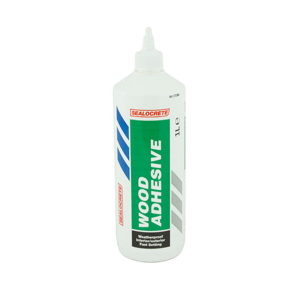 Sealocrete Wood Adhesive 1L