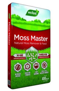Westland Moss Master Natural Moss Remover 400 sqm