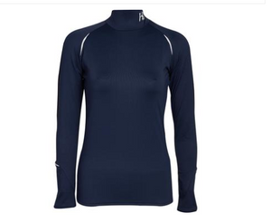 Ladies Base Layer Navy Large