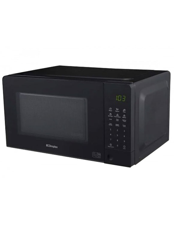 Dimplex 17L Microwave. Available in Silver & Black
