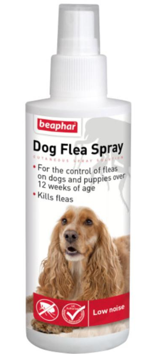 Flea Spray 150ML Bebphar