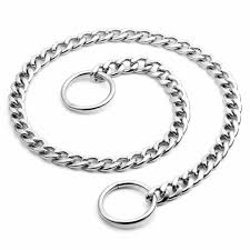 Choke Chain Collar for Dogs