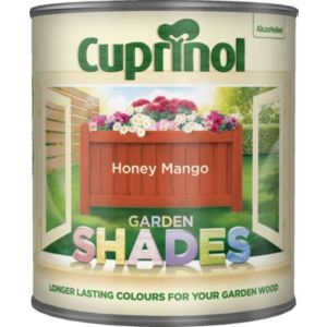 Cuprinol Garden Shades Honey Mango 1L