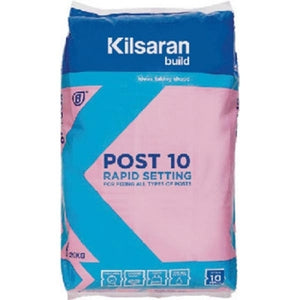 Kilsaran Post 10 20kg Bag. Pallet prices available