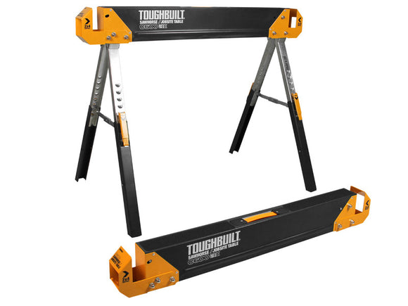 ToughBuilt Sawhorse Twin Pack