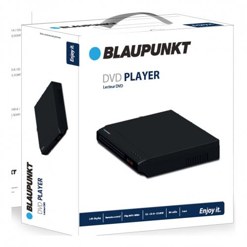 Blaupunkt DVD Player Scart Connection BLP0710