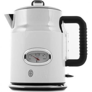 Russell Hobbs Retro Arctic White Rapid Boil 1.7L Kettle