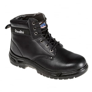 Portwest S3 Steelite Boot Black