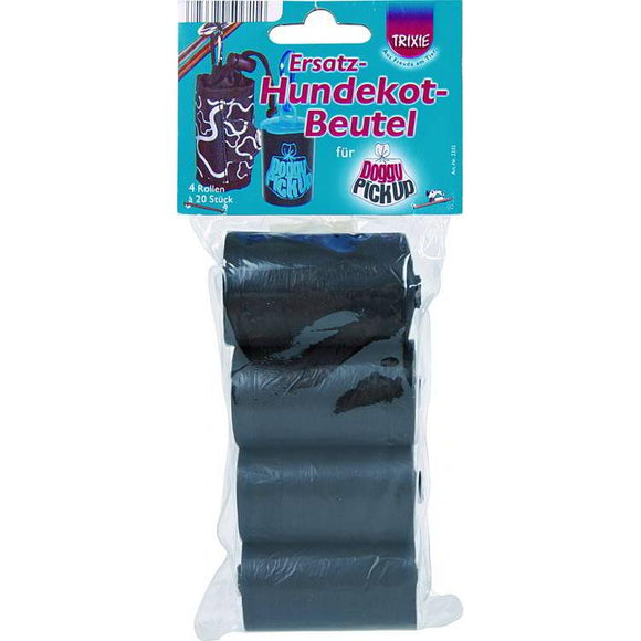 Refill Pick Up Dog Bags Pack Of 4