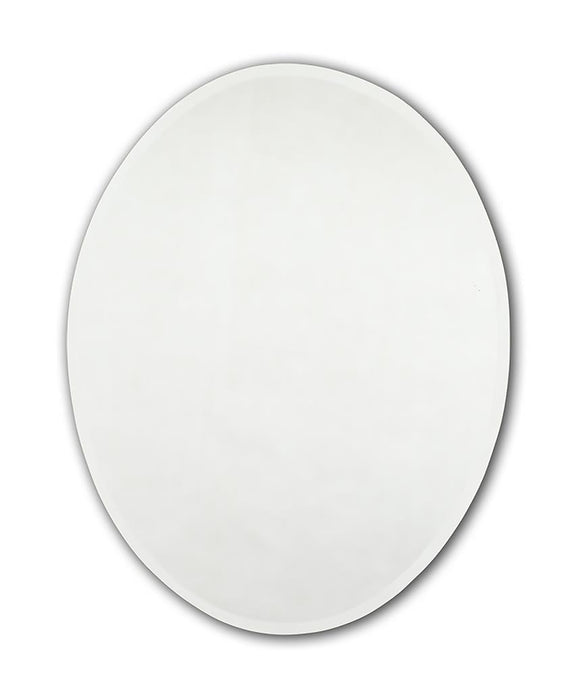 Tema Ensuite Bevelled Mirror Oval