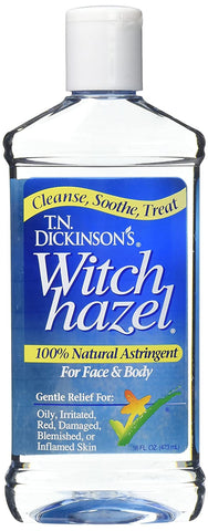 WITCH HAZEL 16oz Bottle
