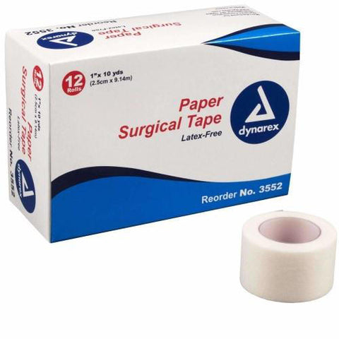 Dynarex Paper Surgical Tape